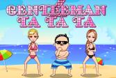 Играть Джентельмен Та Та Та 2 онлайн флеш игра для детей