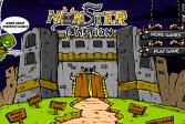 Играть Монстр Бастион онлайн флеш игра для детей