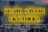 Играть Соник : удар братьев онлайн флеш игра для детей