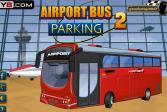 Играть Парковка автобуса в аэропорту 2 онлайн флеш игра для детей