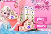Играть Комната снежной королевы онлайн флеш игра для детей