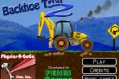 Играть Испытание экскаватора онлайн флеш игра для детей