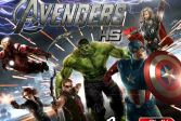 Играть Мстители онлайн флеш игра для детей