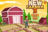 Играть Новый Фермер 2 онлайн флеш игра для детей
