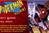 Играть Человек-паук онлайн флеш игра для детей