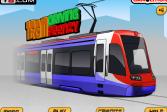 Играть Управление поездом онлайн флеш игра для детей