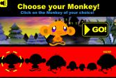 Играть Счастливая обезьянка: День благодарения онлайн флеш игра для детей