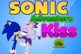 Играть Приключения Соника: поцелуй онлайн флеш игра для детей