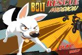 Играть Вольт - Спасательная миссия онлайн флеш игра для детей