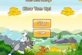 Играть Том и Джерри: Взорви Тома онлайн флеш игра для детей