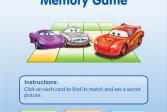 Играть Тачки: Игра на память онлайн флеш игра для детей