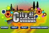 Играть Город в бою онлайн флеш игра для детей