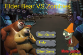 Играть Медведи соседи: Старейшина Медведь Против Зомби онлайн флеш игра для детей