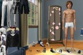 Играть Симс 3 Одевалка онлайн флеш игра для детей