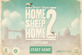 Играть Овечки идут домой 2: Затерянные в Лондоне онлайн флеш игра для детей