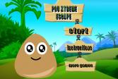 Играть Экстремальный побег Поу онлайн флеш игра для детей