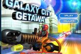 Играть Лего: Космическая полиция онлайн флеш игра для детей
