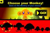 Играть Счастливая обезьянка: Приключения онлайн флеш игра для детей