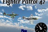 Играть Самолет fighter F-042 онлайн флеш игра для детей