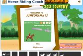 Играть Скачко представление 2 онлайн флеш игра для детей
