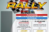 Играть Ралли Стива и Джона онлайн флеш игра для детей