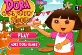 Играть Даша: Магазин пирожных онлайн флеш игра для детей