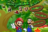 Играть Марио Побег из Джунглей онлайн флеш игра для детей