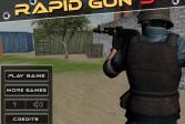 Играть Быстрое оружие 3 онлайн флеш игра для детей