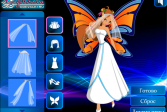 Играть Винкс выходит замуж онлайн флеш игра для детей