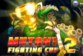 Играть Мутант: Битва за кубок 2 онлайн флеш игра для детей