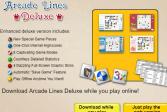 Играть Линии аркада онлайн флеш игра для детей