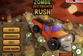 Играть Зомботрон 4 онлайн флеш игра для детей