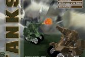 Играть Микро-танки онлайн флеш игра для детей