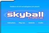 Играть Воздушный Мячик онлайн флеш игра для детей