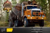 Играть Водитель лесовоза онлайн флеш игра для детей