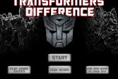 Играть Трансформаторы: Различия онлайн флеш игра для детей