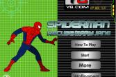Играть Человек-паук спасает Мэри Джейн онлайн флеш игра для детей
