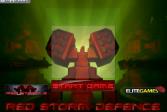 Играть Красный шторм: Защита онлайн флеш игра для детей