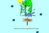 Играть Кирпичи онлайн флеш игра для детей