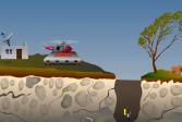 Играть Спасение в скалах онлайн флеш игра для детей