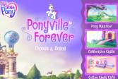 Играть Понивилль навсегда онлайн флеш игра для детей