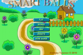 Играть Умные шары онлайн флеш игра для детей