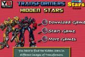 Играть Трансформеры: скрытые звезды онлайн флеш игра для детей
