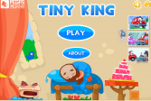 Играть Маленький король онлайн флеш игра для детей