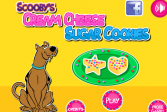 Играть Сахарно-сырное печенье Скуби Ду онлайн флеш игра для детей