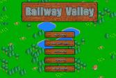 Играть Железнодорожная долина онлайн флеш игра для детей