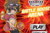 Играть Импульсная битва на арене онлайн флеш игра для детей