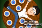 Играть Рискованный дартс онлайн флеш игра для детей