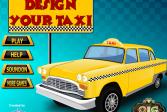 Играть Дизайн твоего такси онлайн флеш игра для детей