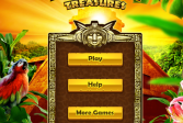 Играть Сокровища древних Майя онлайн флеш игра для детей